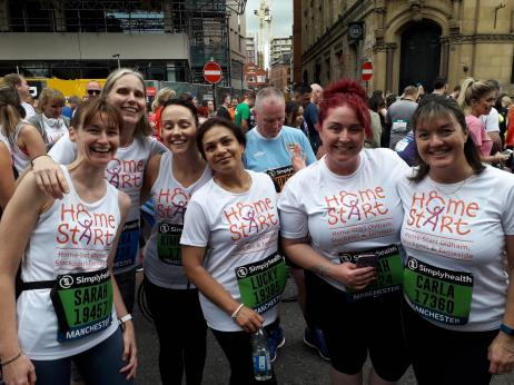 Great Manchester Run Group shot 2